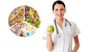 Centro Nutrizionistico 'Food Is Therapy': Visita nutrizionista, dieta personalizzata e 3 controlli al centro nutrizionistico Food is Therapy (sconto fino a 85%)