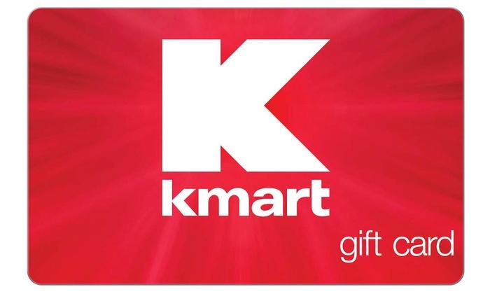 25 for 25 egift card to kmart 5 back in groupon bucks groupon. Black Bedroom Furniture Sets. Home Design Ideas