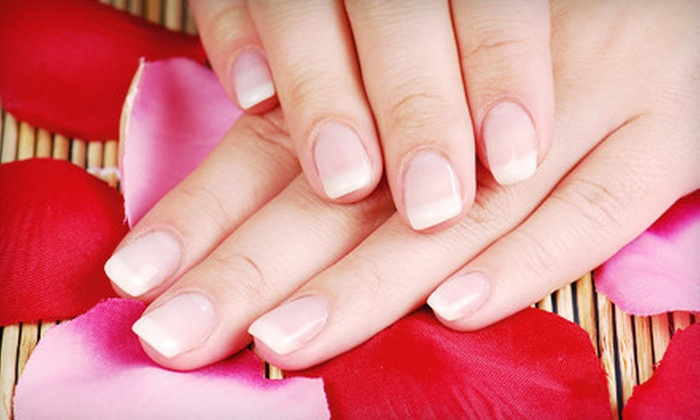 Naturally Hands and Spa - Irvine Business Complex: $25 Worth of Nail and Spa Services