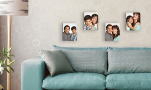 "JCPenney Portraits: Photo Session with 5""x7"" or 8""x10"" Canvas Display at JCPenney Portraits (Up to 85% Off)"