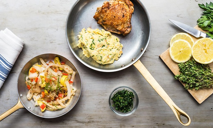 Sprig: On-Demand, Healthy Meal Delivery from Sprig (50% Off). Two Options Available.