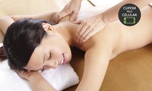 Clínica Mude Estética: Clínica Mude Estética – Lourdes:miniday spa para 1 ou 2 pessoas com esfoliação, hidratação e massagem corporal