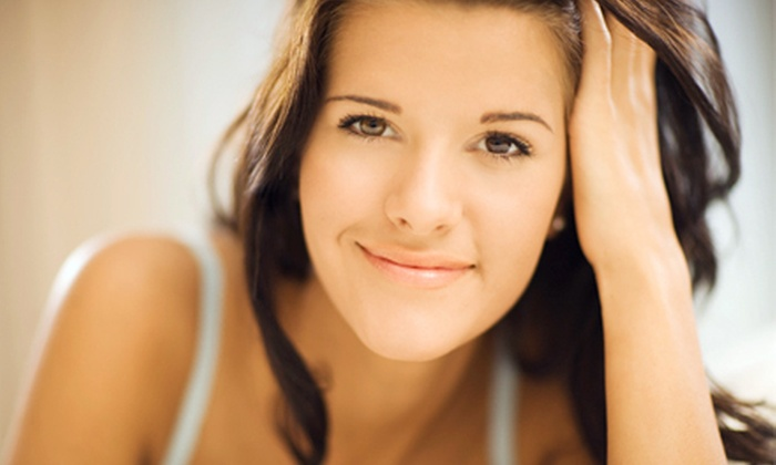 Best Face Forward - Central Area: Two or Four Microdermabrasion Treatments at Best Face Forward (Up to 51% Off)