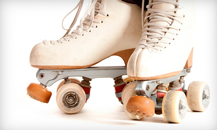All American Skating Center  - Stone Mountain: Roller-Skating Package for Two or Four or Birthday Party at All American Skating Center in Stone Mountain (Up to 55% Off)