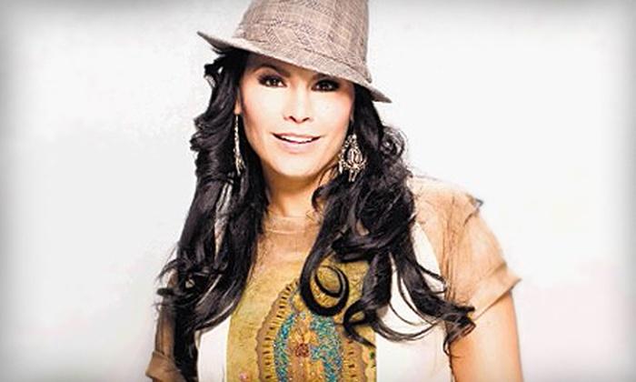 Olga Tañon - House of Blues  Orlando: $28 to see Olga Tañón at House of Blues Orlando on Saturday, October 13, at 9:30 p.m. (Up to $57 Value)