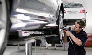 Mps Cars: Wymiana kół (29,99 zł) lub opon z wyważeniem (od 39,99 zł) w aucie osobowym lub dostawczym w Mps Cars (do -58%)