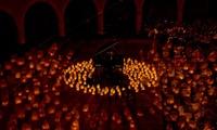 Entrada para 1 Piano & 200 Velas de David Gómez por 15 € el 02 de septiembre en Castell de Capdepera en Mallorca
