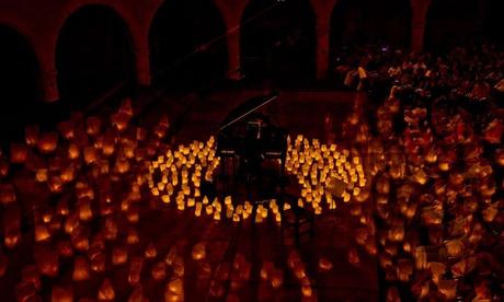 Entrada para '1 Piano & 200 Velas' de David Gómez por 15 € el 02 de septiembre en Castell de Capdepera en Mallorca