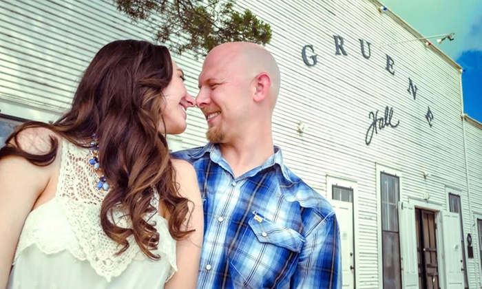 Cygni Films & Photography - San Antonio: 60-Minute Engagement Photo Shoot with Retouched Digital Images from Cygni Films & Photography (52% Off)