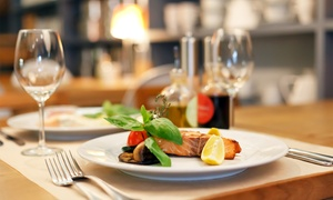Souls Restaurant: Two-Course Meal for Two or Four with Optional Drinks at Souls Restaurant (Up to 69% Off)