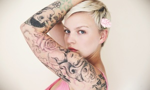 Sugar Daddy's Tattoo: Tattoo Services or Single-Day Unlimited Tattooing Session at Sugar Daddy's Tattoo (68% Off)