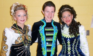 MacConmara Academy of Irish Dance: Four or Eight Irish Dance Classes at MacConmara Academy of Irish Dance (Up to 56% Off)