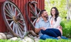 Captured Perspective Photography: Outdoor Photo Session for One to Two People or Six People (Up to 58% Off)
