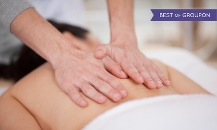 60-Minute Massage with Trigger Point Therapy at Ballston Therapeutic Massage (34% Off)