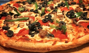 G's Pizza: $12 for $20 Towards Dine-In or Takeout at G's Pizza