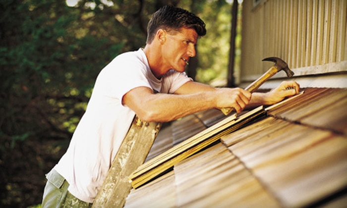 Kulick Roofing, Inc - Philadelphia: 1,000 or 2,000 Square Feet of Roof Repair With or Without Materials from Kulick Roofing, Inc (Up to 58% Off)