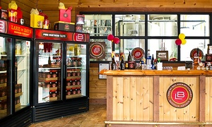 Lake of Bays Brewing Co.: CC$16for a Tour and Tasting with Souvenir Glasses and Coasters at Lake of Bays Brewing Co. (CC$27Value)
