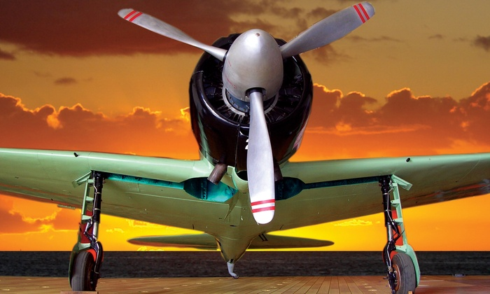 Pacific Aviation Museum Pearl Harbor - Historic Ford Island: Visit for Two or Four or a Family Membership to Pacific Aviation Museum Pearl Harbor (Up to 51% Off)