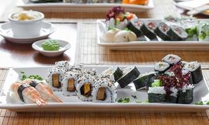 Restauracja Sweet Sushi: Zestaw sushi: 46 elementów za 85,99 zł i więcej opcji w Sweet Sushi w Katowicach