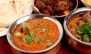 Qazis Indian Restaurant: $16 for $30 Worth of Indian & Mediterranean Food at Qazi's Indian Curry House & Mediterranean Cuisine