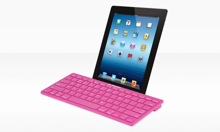 Merkury Innovations ColorKeys Bluetooth Keyboard: Merkury Innovations ColorKeys Bluetooth Keyboard. Multiple Colors Available. Free Returns.