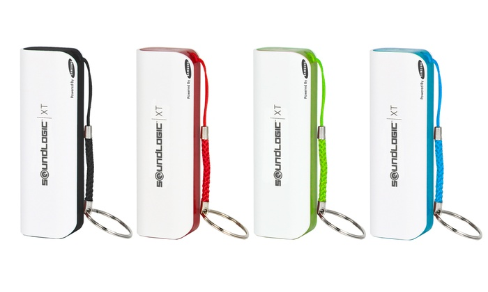 Soundlogic xt keychain charger groupon goods for Soundlogic xt