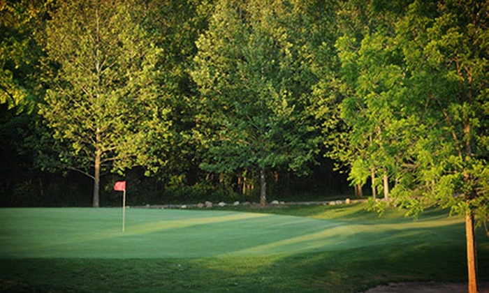 Gray Eagle Golf Club & Academy - Gray Eagle : 18 Holes of Golf with Cart Rental and Range Balls for Two or Four at Gray Eagle Golf Club & Academy (Up to 55% Off)