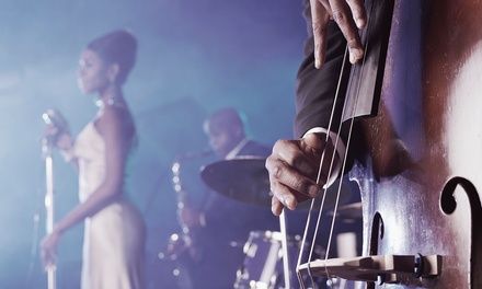 Live Jazz Music for Two or Four with Appetizer at The Tangiers (Up to 54% Off)