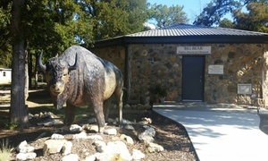 Chisholm Trail Museum: Visit for Two or Four to Big Bear Native American Museum (50% Off)