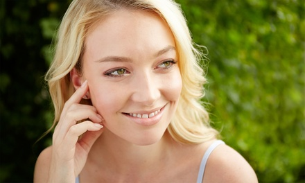 Up to 50% Off Dermaplaning Facials