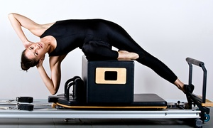 The Woodlands Pilates Studio: Private or Group Pilates Classes at The Woodlands Pilates Studio (Up to 70% Off). Three Options Available.