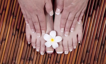 Laser Toenail-Fungus Removal for One or Both Feet at Centennial Medical Group (Up to 67% Off)