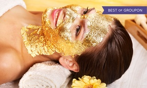 Privileged Beverly Hills: One or Two Microdermabrasion Facials with 24-Karat Gold Masque at Privileged Beverly Hills (Up to 88% Off)
