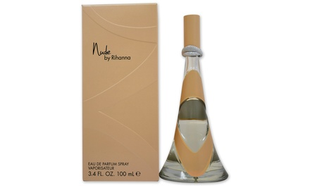 Rihanna Nude Eau de Parfum for Women (3.4 Fl. Oz.)