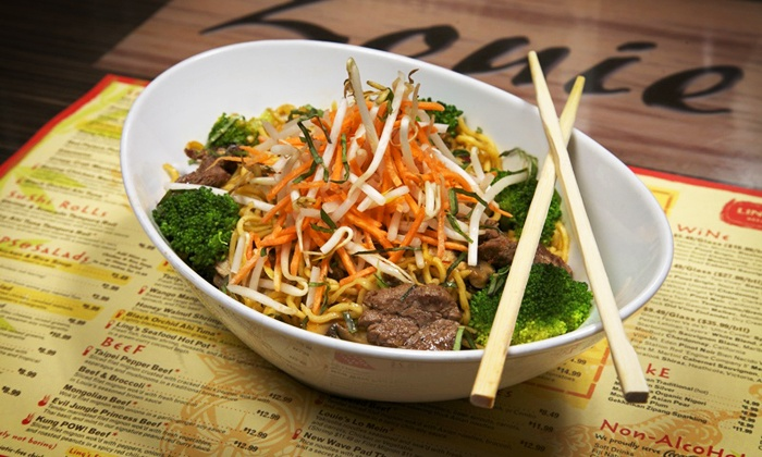 Ling & Louie's Asian Bar and Grill - University Center Mall: $15 for $30 Worth of Asian Fusion Cuisine at Ling & Louie's Asian Bar and Grill