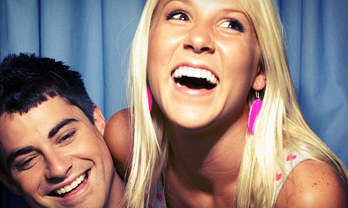 null - San Jose: Two- or Four-Hour Photo-Booth Rental from 143 Photo Booth (Up to 58% Off)