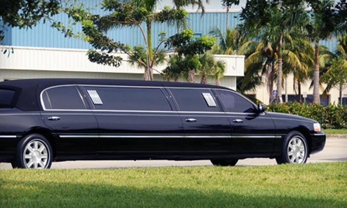 After Hours Limousines - San Jose: $299 for a Five-Hour Winery Tour for Up to 8 with Two Bottles of Champagne from After Hours Limousines ($800 Value)