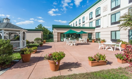 Stay at Wingate By Wyndham - Aberdeen in Belcamp, MD, with Dates into February