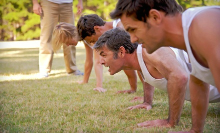 20 Boot-Camp Classes (a $130 value) - Hellfish Fitness Bootcamp in St. Louis