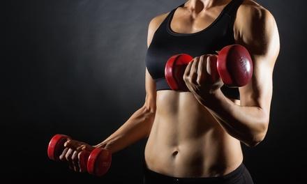 Fitnessflatrate für 1, 3 oder 6 Monate mit GetFit- und Jump!-Kursen bei Neanderfitness ab 14,90 € (bis zu 67% sparen*)