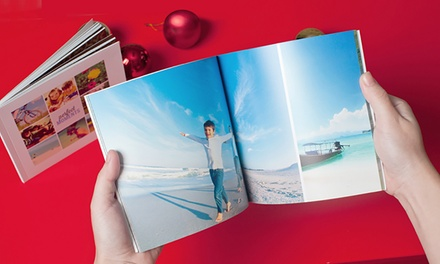 $2.95 for a Personalised Photobook (Don't Pay Up to $124.95)