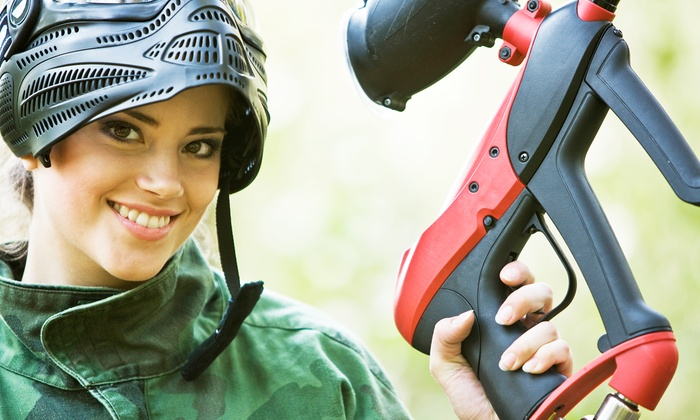 Albany Paintball Experience - Nassau: Paintball for One, Two, or Five at Albany Paintball Experience (Up to 71% Off)