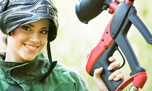 Albany Paintball Experience: Paintball for One, Two, or Five at Albany Paintball Experience (Up to 65% Off)