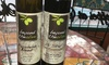 Extra Virgin Olive Oil and 25 Star Barrel Aged Balsamic Vinegar