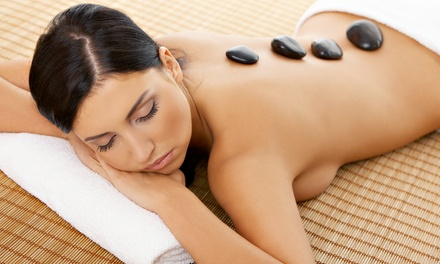 One 60- or 90-Minute Swedish, Deep-Tissue, or Hot-Stone Massage at V.I.P Massage (Up to 53% Off)