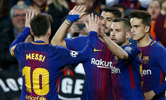 Image result for Barcelona v Tottenham Hotspur International_Champions_Cup