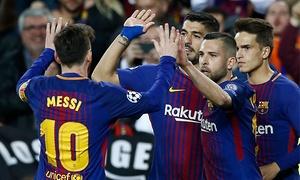Soccer – Up to 50% Off FC Barcelona vs. Tottenham Hotspur at International Champions Cup: FC Barcelona vs. Tottenham Hotspur, plus 6.0% Cash Back from Ebates.