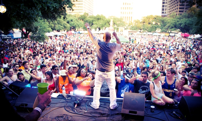 Houston Beer Festival - Hermann Square: Admission for Two or Four to Houston Beer Festival on Sunday, June 14 (32% Off). Four Options Available.