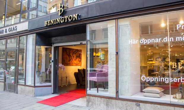 Benington Stockholm Dagens Deal  Groupon Stockholm