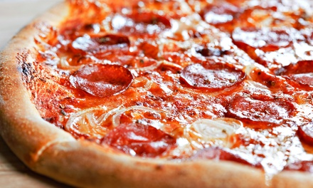 Family Pasta Meal or $11 for $20 Worth of Pizza and Italian Food at Gionino's Pizzeria